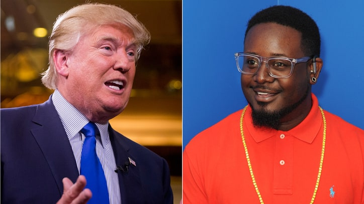 What T-Pain, Ja Rule and More Really Think of Donald Trump