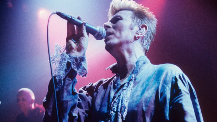 Flashback: David Bowie Strips Back 'Heroes' for the Bridge School