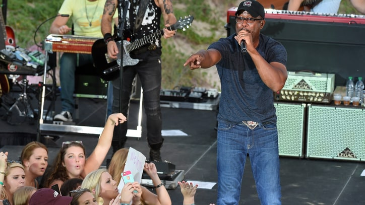 See Darius Rucker Salute Charleston With 'CMT Instant Jam' Show
