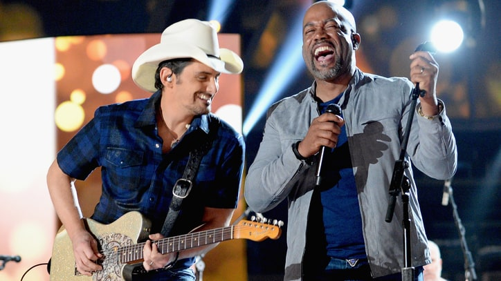 Opry Movie to Star Darius Rucker, Blake Shelton, Brad Paisley