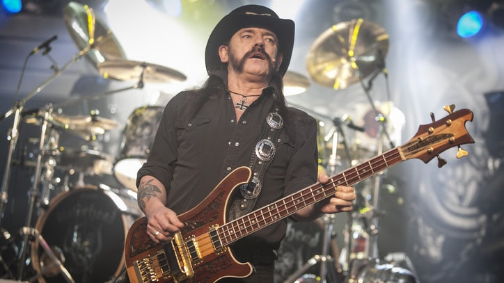 Motorhead Cancel Another Date as Lemmy Recovers From Altitude Sickness