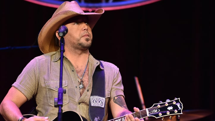 Watch Jason Aldean's White-Hot Alabama Medley at ACM Honors