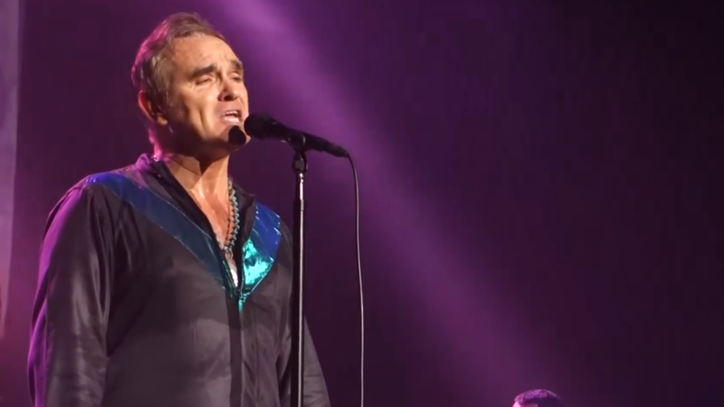 See Morrissey Cover Waylon's 'Are You Sure Hank Done It This Way'