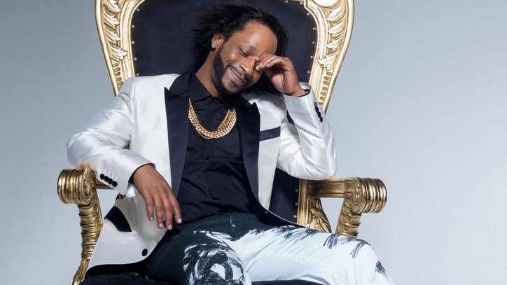 Katt Williams Announces 'Conspiracy Theory' Tour