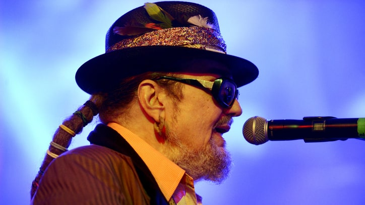 Dr. John Talks New Orleans Music 10 Years After Katrina