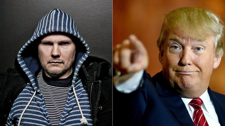 Billy Corgan on Donald Trump: He's 'Running Chaos Theory'