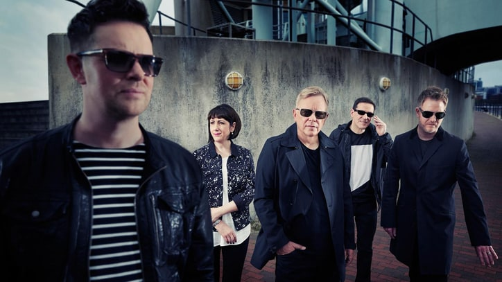Inside New Order's Triumphant Return to Dance-Rock