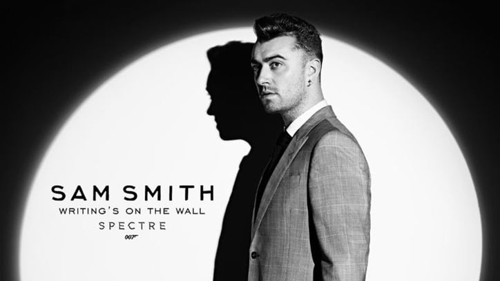 Sam Smith Confirms 'Spectre' Bond Theme Song 'Writing's on the Wall'
