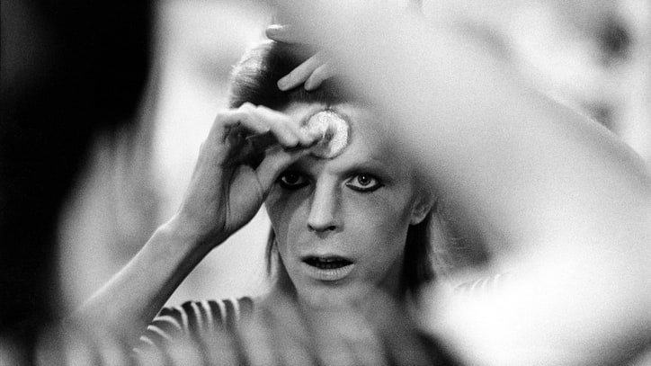 Shooting for Stardust: Mick Rock on Photographing Bowie