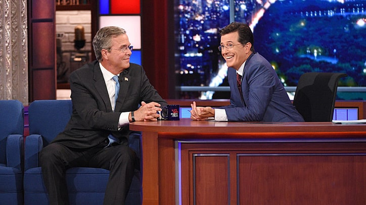 Welcome Back, Colbert: Meet Your New 'Late Show' Host