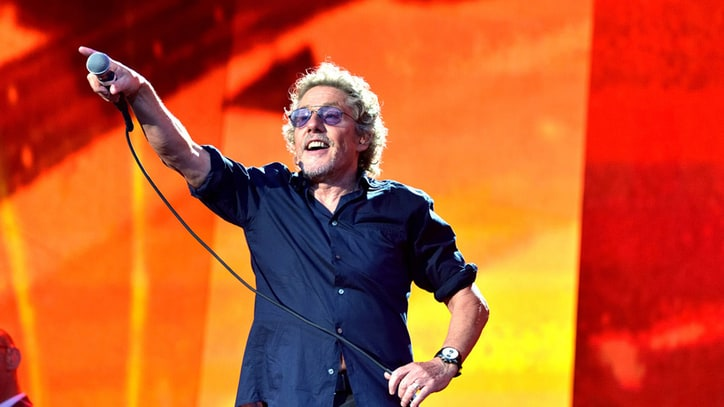 Watch the Who Play Fiery 'Baba O'Riley' in Clip From New Concert Film