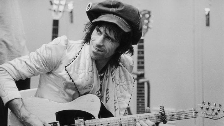 Keith Richards' 20 Greatest Songs