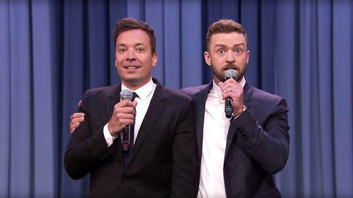 Watch Jimmy Fallon, Justin Timberlake Perform 'History of Rap 6'