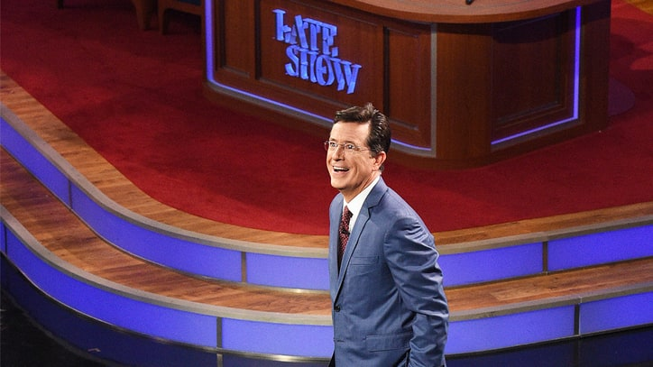 Stephen Colbert's Premiere 'Late Show' Episode Almost Didn't Air