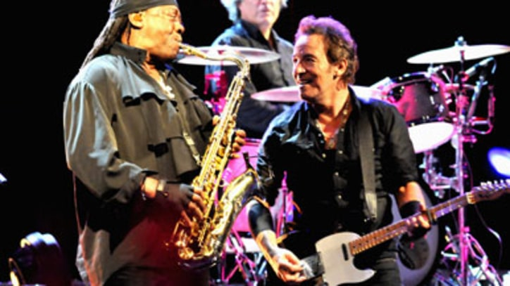 Bruce Springsteen On Clarence Clemons: 'Initial Signs Are Encouraging'
