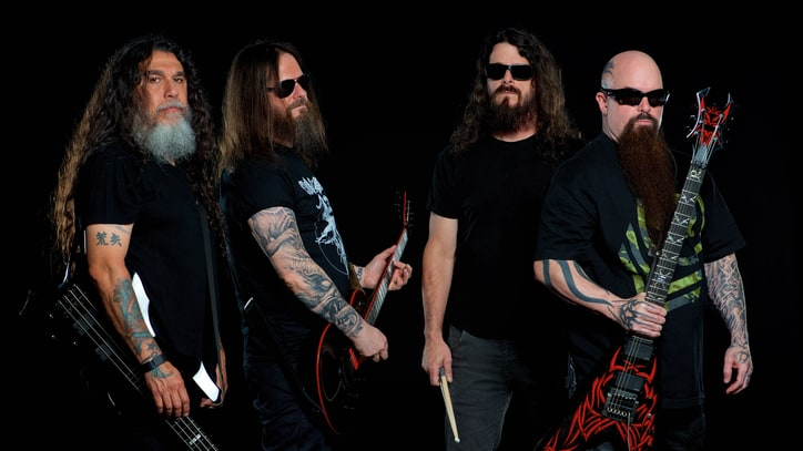 See Slayer's Bloody Prison Nightmare in 'Repentless' Video
