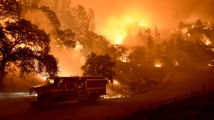 What Megablazes Tell Us About the Fiery Future of Climate Change