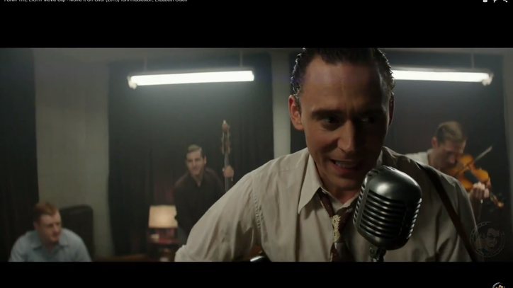 See a Clip of Tom Hiddleston Singing in Hank Williams Biopic