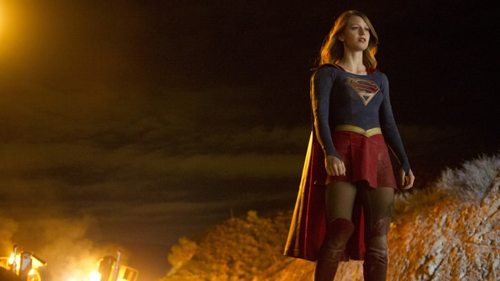 Greg Berlanti on 'Supergirl': 'People Want a Female Superhero'