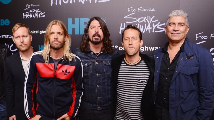 Foo Fighters' 'Sonic Highways,' Taylor Swift Win Creative Arts Emmys