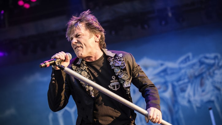 On the Charts: Iron Maiden Score Best Sales Week Ever