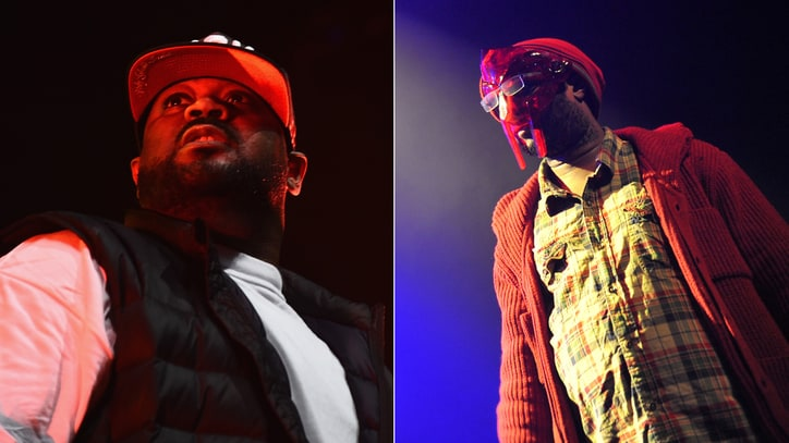 Hear Ghostface, Doom Team for Grimy 'Lively Hood'