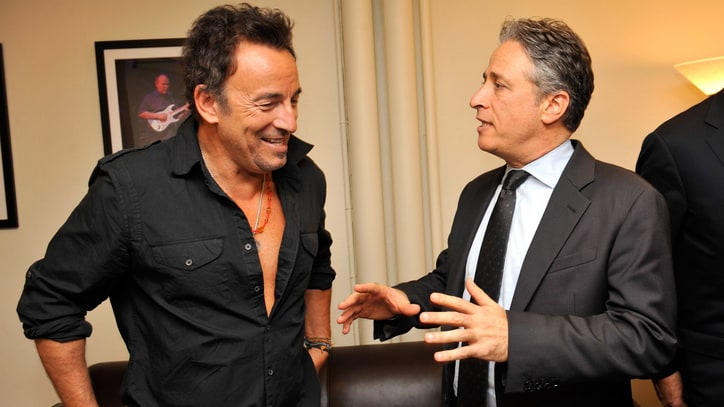 Bruce Springsteen, Jon Stewart Lead 'Stand Up for Heroes' 2015 Lineup