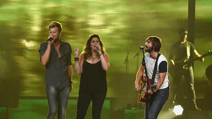 See Lady Antebellum's Acoustic Tribute to Military Heroes