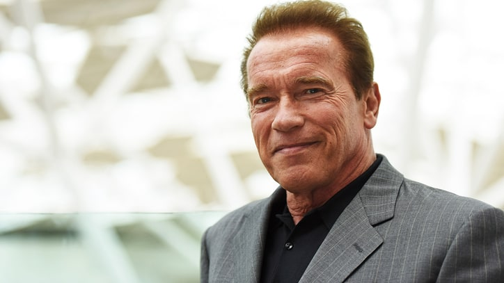 Arnold Schwarzenegger Named Host of 'Celebrity Apprentice'