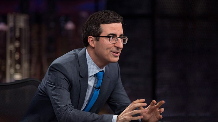 John Oliver Shuts Down Fake Church Over Unsolicited Semen