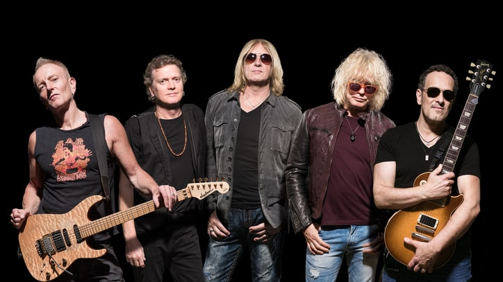 Def Leppard's Joe Elliott on Taylor Swift, Donald Trump and Eighties Pride