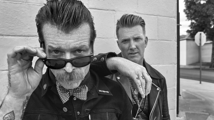 Eagles of Death Metal on Their 'Potluck of Awesome'