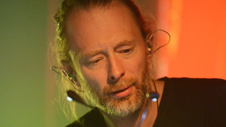 Hear Thom Yorke's Ethereal Rag & Bone Runway Song, 'Villain'
