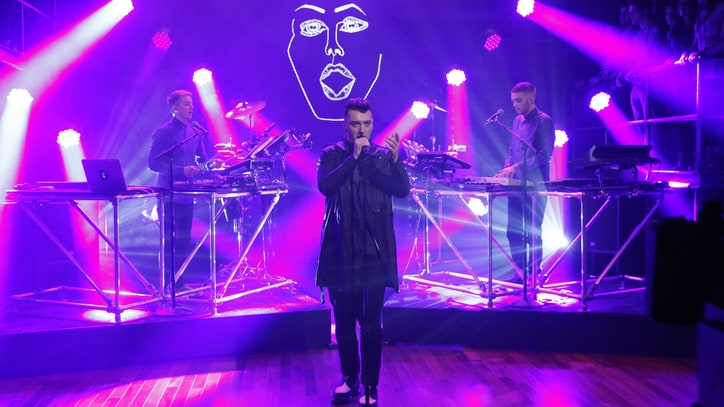 Sam Smith, Disclosure Drop Simmering Drake Cover
