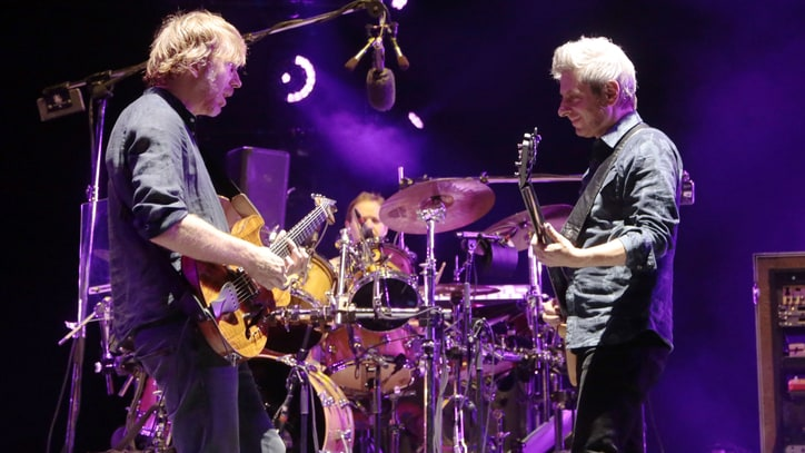 Phish Plot Four-Night New Year's Live Stint at Madison Square Garden