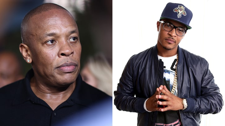 T.I. on Working With Dr. Dre for 'The Dime Trap'