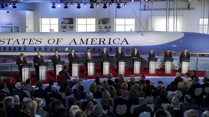 Top 10 Zingers of the Second GOP Debate