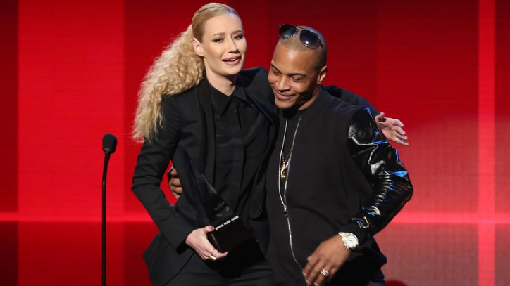 T.I. Cuts Professional Ties With Iggy Azalea