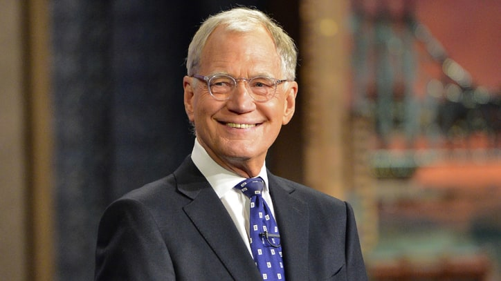 David Letterman Scores Post-'Late Show' Gig on Climate Change Series