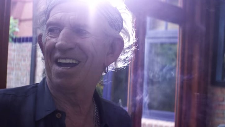 10 Things We Learned From 'Keith Richards: Under the Influence'