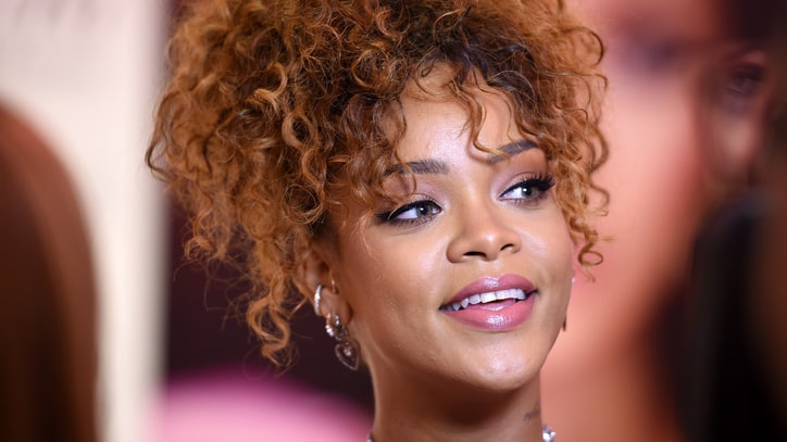 Rihanna Talks Unfinished Album, Taylor Swift, Working With Kanye