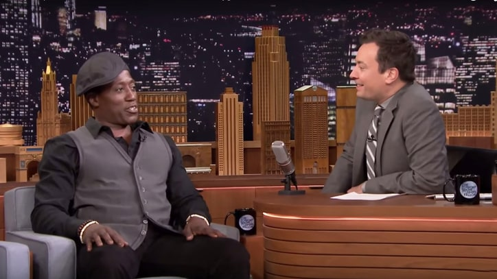 Wesley Snipes Talks Being Michael Jackson's Bodyguard for 'Bad' Video
