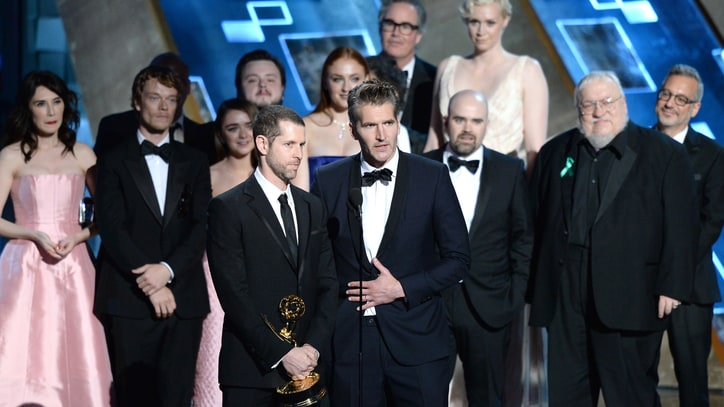 'Game of Thrones,' 'Veep' Win Big at 2015 Emmys
