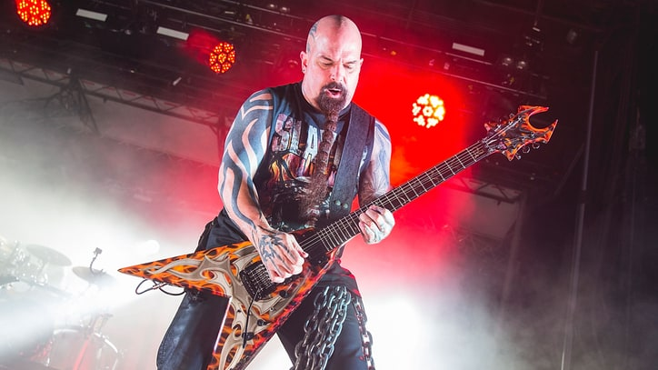 On the Charts: Slayer Capture Best Debut With 'Repentless'