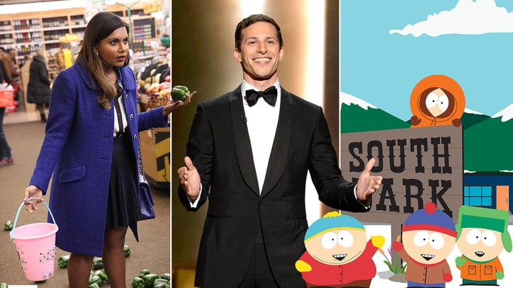 Top 5 TV: Samberg, 'South Park' and Adios, 'Sabado Gigante'