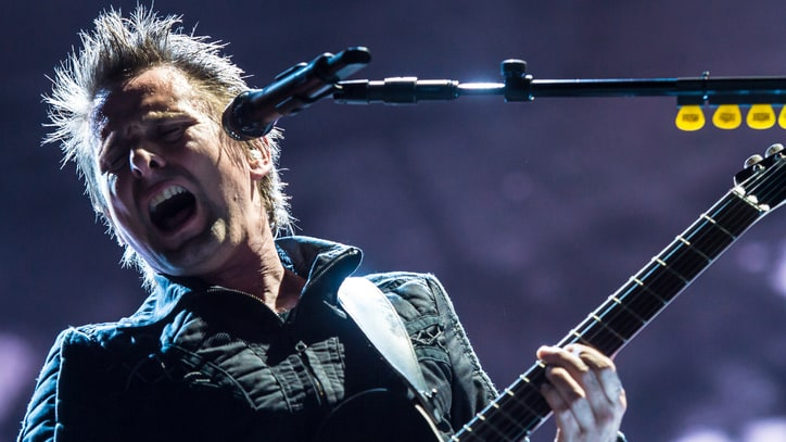 Muse Plot First Four Dates of U.S. 'Drones' Tour