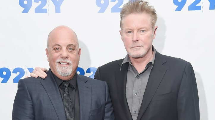 10 Things We Learned From Billy Joel's Interview With Don Henley