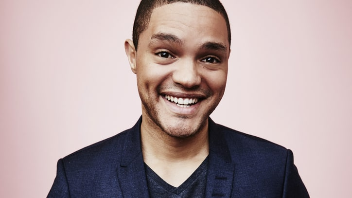 Trevor Noah on His Version of 'The Daily Show'
