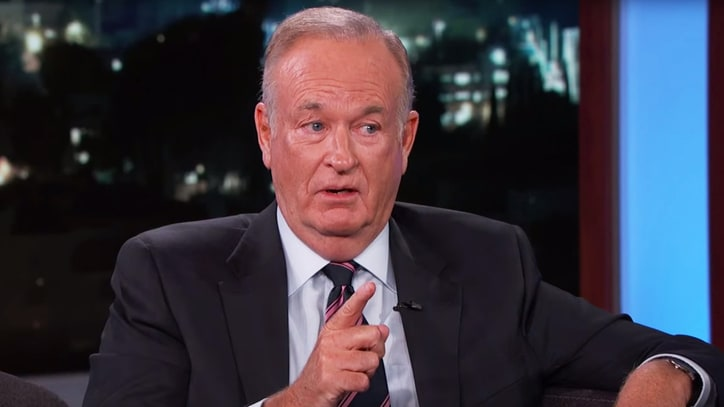 Bill O'Reilly Talks 'Interesting Phenomenon' Donald Trump on 'Kimmel'