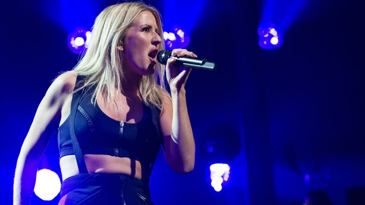 Watch Ellie Goulding's 'Powerful' Performance at Apple Music Festival